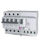 LIMAT4 DN Intrerupatoare de curent rezidual cu protecție la supracurent, 8 module LIMAT-4-DN 4p AC C50/0.1