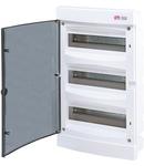 ECM Tablouri de distribuție incastrate din plastic IP40 ECM36PT