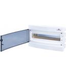 ECM Tablouri de distribuție incastrate din plastic IP40 ECM18PT