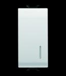 CALL RELAY 12V ac/dc - 1P 1NO/NC 12V - 1 MODULE - WHITE - CHORUS