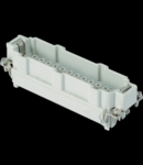 Conector Tata - 104X27 - 24P + E 16A 500V / 6kV / 3 - CRIMP CONNECTION - GRI