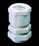 NYLON CABLE GLAND - PG PLOT 36 - GRI RAL 7035 - IP66