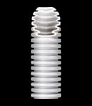 Tub flexibil cu rezistenta Medie- Autostingere - diametru63mm - fara sonda tragatoare - GRI RAL7035