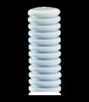 Tub flexibil cu rezistenta Medie Light FKHF-autoreconstituire -: 40mm - cu sonda tragatoare - GREY