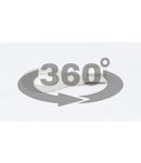 Papuc inelar neizolat,cupru electrolitic stanat SZ2.5-8 2,5mm2, M8, (d1=3mm, d2=8,4mm)