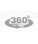 Papuc inelar neizolat,cupru electrolitic stanat SZ50-16 50mm2, M16, (d1=11,4mm, d2=17mm)