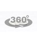 Papuc inelar neizolat,din teava de cupru electrolitic stanat CL35-6 35mm2, M6, (d1=8,3mm, d2=6,4mm)