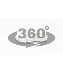 Papuc inelar neizolat,din teava de cupru electrolitic stanat CL35-8 35mm2, M8, (d1=8,2mm, d2=8,4mm)