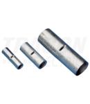Mufa neizolata, cupru electrolitic stanat TH25 25mm2, (d1=6,8mm, L=26mm)