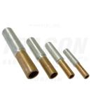 Mufa neizolata cupru-aluminiu (Cu-Al) RT35/50 35/50mm2, (d1=8,5mm, d2=10mm)