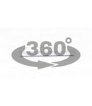 Mufa neizolata din aluminiu AT35 35mm2, (d1=7,2mm, L=81mm)