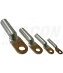 Papuc inelar neizolat cupru-aluminiu RA95-12 95mm2, M12, (d1=13,5mm, d2=12,5mm)