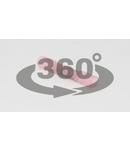 Mufa cu izolatie termocontractabila,cupru electrolitic, rosu ZSTHP 1,5mm2, (L=37mm, d1=1,8mm), PO