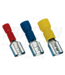 Mufa glisanta izolata, alama, albastru KCSH3 2,8×0,5mm, 2,5mm2