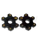 Bacuri pentru presa HX50B, profil hexagonal HX50B-FEJ 6-50mm2