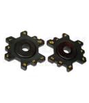 Bacuri pentru presa HX120B, profil hexagonal HX120B-FEJ 10-120mm2