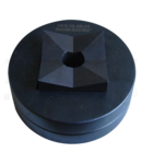 Cap de taiere pentru aparate analogice de panou, 72x72mm HKS-15-68X68 D=68×68