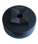 Cap de taiere pentru aparate analogice de panou, 48x48mm HKS-15-43X43 D=43×43