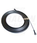 Sonda din banda metalica (plata) pentru tras conductoare TBSZF-5 L=5m, d=3,2mm