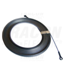Sonda din banda metalica (plata) pentru tras conductoare TBSZF-10 L=10m, d=3,2mm