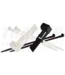 Fasete reutilizabile, natur 260-NY 250×7.6mm, D=10-65mm, PA 6.6