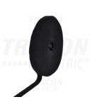 Banda velcro pentru organizare cabluri TKR-12T L=22,8m (s=12,5mm)