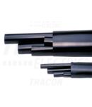 Set tuburi termo.,perete mediu,pt.cablu cu 4 cond.,cu adeziv ZSRSET4-95 4×95mm2, (4×30/8mm, l=250mm)+(1×75/22mm, L=1000mm)