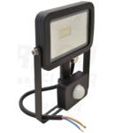 Proiector SMD cu detector demiscare RSMDJM10 220-240V AC, 10W,4500K,IP65, 800lm,EEI=A,10-2000lx,5s-8min