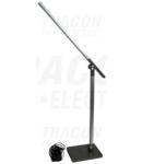 Lampa de birou cu LED,metalica LALSLIM4W 230VAC, 50Hz, 4W, 4000K, dimm