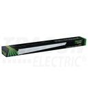 Corp de iluminat LED T5 asociabil, pentru mobila LBV5NW 230 V, 50 Hz, 5 W, 400 lm, 4500 K, 30 cm, EEI=A