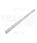 Corp de iluminat LED T5 asociabil, pentru mobila LBV20NW 230 V, 50 Hz, 20 W, 1600 lm, 4500 K, 120 cm, EEI=A