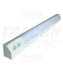 Lampa cu tub fluorescent si cu doua prize TLFL-30 230V, 50Hz, T8, G13, 30W, 10A, EEI=A