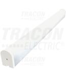 Corp de iluminat pentru mobilacu LED integrat, protejat TLFLED20NW 230 V, 50 Hz, 20 W, 1600 lm, 4000 K, IP44, EEI=A