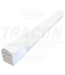 Corp cu LED pentru mobila , protejat, cu priza TLFLEDS15NW 230 V, 50 Hz, 15 W, 1080 lm, 4000 K, IP44, EEI=A