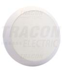 Corp de iluminat LED de perete,protejat, dispersor opal, alb TLKVLED10NW 230V, 50Hz, 12 W, 960 lm, IP54, EEI=A