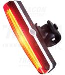Stop de bicicleta cu LED siacumulator, rosu, pt. spate BLCH1,5W 1,5 W, 3.7V 500 mAh, 100 lm, 2 h, IP65