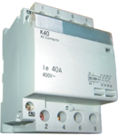 Contactor modular 20A pentru  iluminat