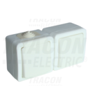 Comutator PT TR-PH06 10AX/250VAC, IP54, (106)