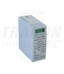 Elem.modular desc. de supratensiune, clasa 2,cu eclator TTV2-40-DC-600-G 600 VDC, 20/40 kA (8/20µs)