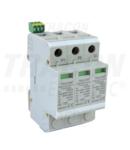 Descarcator de suprat.,DC,pentru sisteme PV,clasa 2, 3 mod TTV2-40-DC-1000 1000 VDC, 20/40 kA (8/20 us), 2P