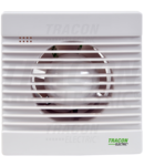Ventilator de baie, rulment cu bile VF100-B 230 VAC, 15W, 80 m3/h, 33 dB,100 mm