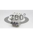 Siguranta automata, 3 poli,curba C EVOZ3C50 50A, C, 3P, 6kA