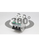 Siguranta automata, 3 poli, curba caracteristica C MB-3C-50 50A, 4,5 kA