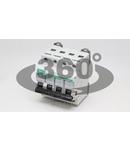 Siguranta automata, 4 poli, curba caracteristica C MB-4C-40 40A, 4,5 kA