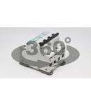 Siguranta automata, 4 poli, curba caracteristica C MB-4C-50 50A, 4,5 kA