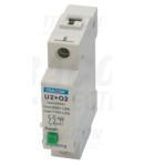 Declansor la variatii de tensiune pt.sigurante automateTDZ C60-U2/O2 230 VAC