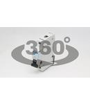Siguranta automata, 1 pol, curba caracteristica D TDZ-1D-40 40A, 6kA
