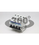 Siguranta automata, 4 poli, curba caracteristica D TDZ-4D-40 40A, 6kA