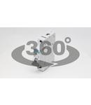 Siguranta automata, 1 pol, curba caracteristica B TDA-1B-50 50A, B, 1P, 10kA