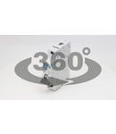 Siguranta automata, 1 pol, curba caracteristica C TDA-1C-63 63A, C, 1P, 10kA